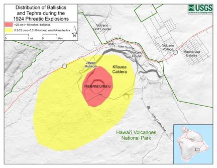 Hawaii Map Lava.Hawaii Volcano Eruption Update Hawaii Forest Trail