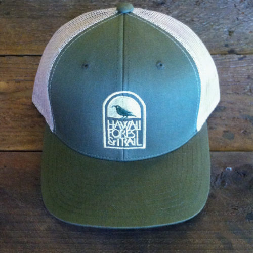Hawaii Forest & Trail Cap