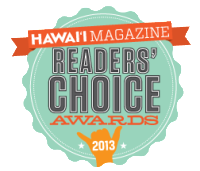 Hawaii Magazine—2013 Readers Choice E5B2A5F