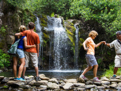 'Ohana Falls