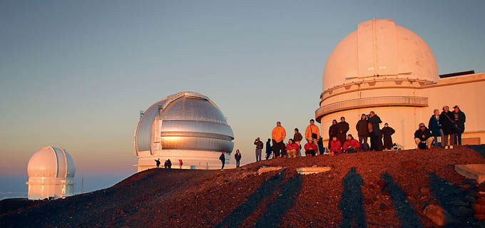 Maunakea Summit