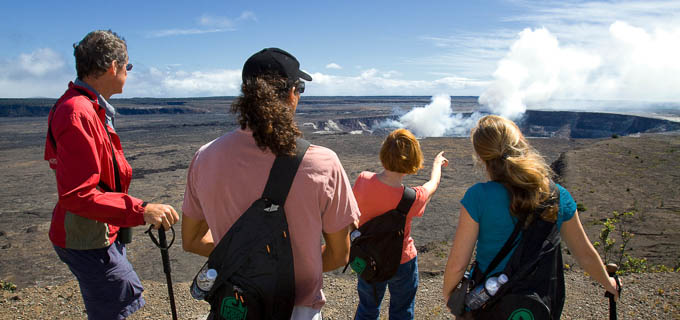 Hawaii Forest Tours - Volcanoes