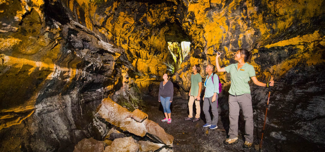 Hawaii Lava Tube Tour