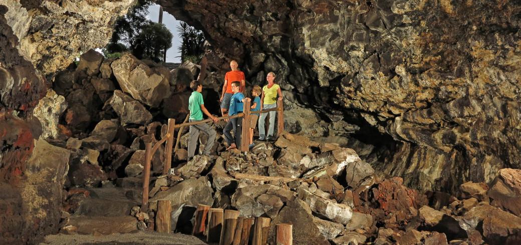 Hawaii Lava Caves