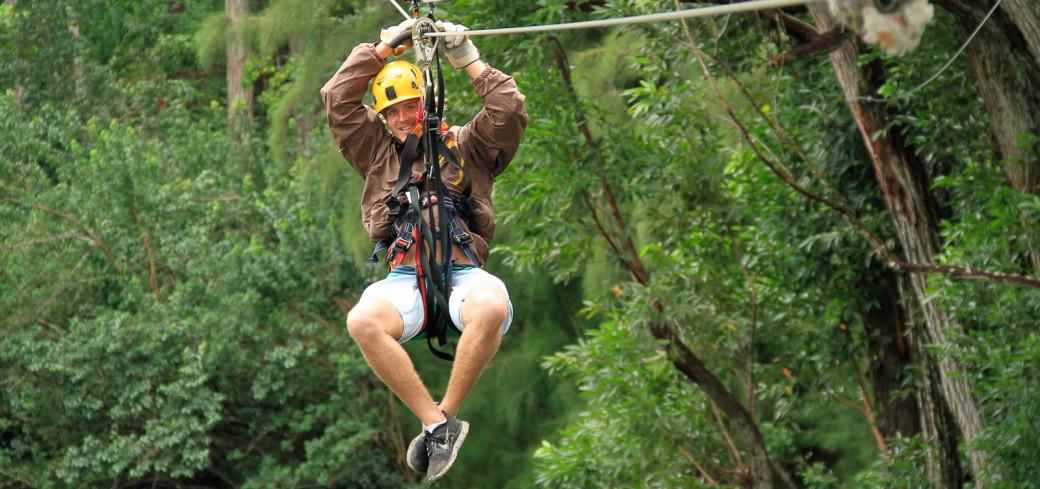 & Kohala Canopy Adventure - Hawaii Forest u0026 Trail